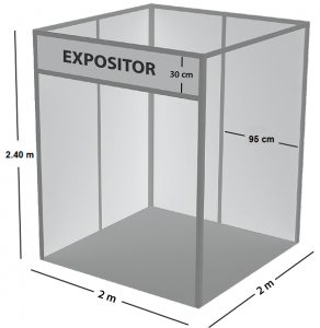 stand -2x2- tucarpa-cl